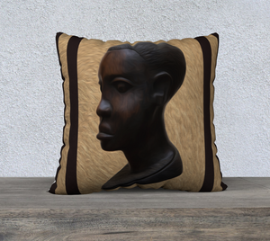 """Heritage I"" 22""x22"" Fine Art Pillow Case"