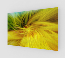 "Load image into Gallery viewer, ""Whimsical Twirl"" Fine Art Canvas"