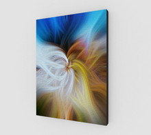 "Load image into Gallery viewer, ""Convergence II"" Fine Art Canvas"