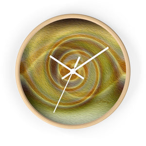 """Majestic Magnificence 1"" 10"" Fine Art Wall Clock"