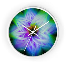 "Load image into Gallery viewer, ""Magnificent Wonder 2"" 10"" Fine Art Wall Clock"