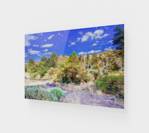 """A Place of Serenity II"" Fine Art Acrylic Print"