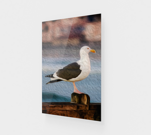"""A Bird's Eye View"" Fine Art Acrylic Print"