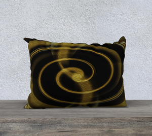 """Dimensional Paradox 2"" 20""x14"" Fine Art Pillowcase"