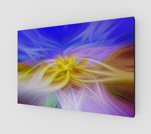 "Load image into Gallery viewer, ""Convergence III"" Fine Art Canvas"