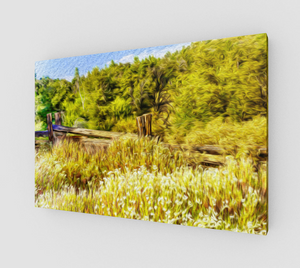 """A Place Of Serenity I"" Fine Art Canvas"