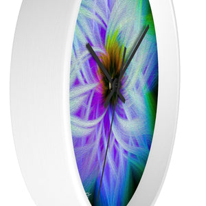 """Magnificent Wonder 2"" 10"" Fine Art Wall Clock"