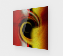 "Load image into Gallery viewer, ""Spatial Gateway Series: Temporal Vortex 2"" Fine Art Acrylic Print"