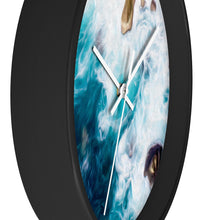 "Load image into Gallery viewer, ""Cliffs in Acapulco 2"" 10"" Fine Art Wall Clock"