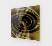 "Load image into Gallery viewer, ""Spatial Gateway Series: Dimensional Paradox 1"" Fine Art Acrylic Print"