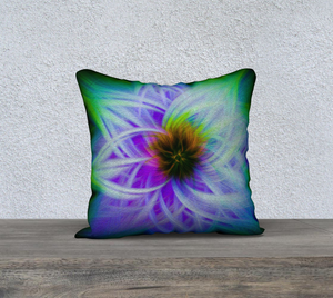 """Magnificent Wonder 2"" 18""x18"" Fine Art Pillow Case"