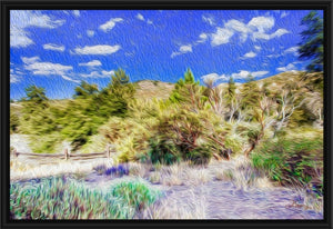 """A Place of Serenity 2"" Fine Art Canvas"