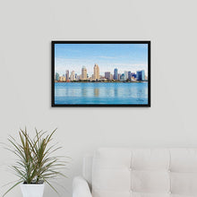 "Load image into Gallery viewer, ""America's Finest City"" Fine Art Canvas"