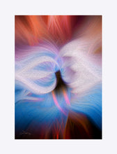 "Load image into Gallery viewer, ""Ascension"" Matted Fine Art Print"