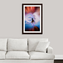 "Load image into Gallery viewer, ""Ascension"" Framed Fine Art Expression"