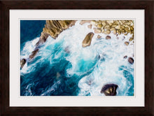 "Load image into Gallery viewer, ""Cliffs in Acapulco 2"" Framed Fine Art Expression"