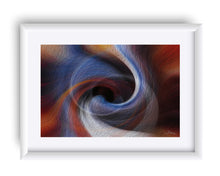 "Load image into Gallery viewer, ""Color Dissonance 3"" Matted Fine Art Print"
