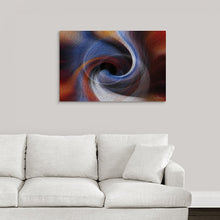 "Load image into Gallery viewer, ""Color Dissonance 3"" Fine Art Metal Print"