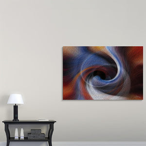 """Color Dissonance 3"" Fine Art Canvas"