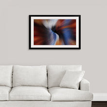 "Load image into Gallery viewer, ""Color Dissonance 5"" Framed Fine Art Expression"