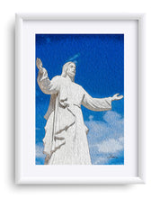"Load image into Gallery viewer, ""Come Unto Me"" Matted Fine Art Print"