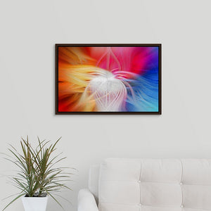 """Convergence 1"" Fine Art Canvas"