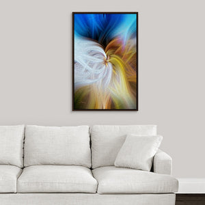 """Convergence 2"" Fine Art Canvas"