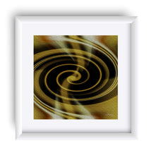 "Load image into Gallery viewer, ""Dimensional Paradox 1"" Matted Fine Art Print"