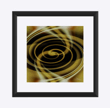 "Load image into Gallery viewer, ""Dimensional Paradox 4"" Matted Fine Art Print"