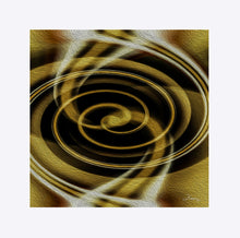 "Load image into Gallery viewer, ""Dimensional Paradox 6"" Matted Fine Art Print"