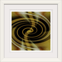 "Load image into Gallery viewer, ""Dimensional Paradox 1"" Framed Fine Art Expression"