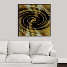 "Load image into Gallery viewer, ""Dimensional Paradox 1"" Fine Art Canvas"