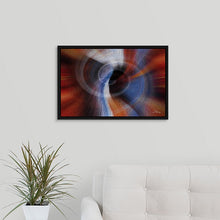 "Load image into Gallery viewer, ""Color Dissonance 1"" Fine Art Canvas"