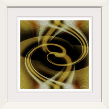 "Load image into Gallery viewer, ""Dimensional Paradox 4"" Framed Fine Art Expression"