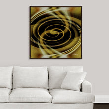 "Load image into Gallery viewer, ""Dimensional Paradox 5"" Fine Art Canvas"