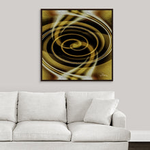 "Load image into Gallery viewer, ""Dimensional Paradox 6"" Fine Art Canvas"