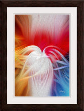 "Load image into Gallery viewer, ""Emergence"" Framed Fine Art Expression"