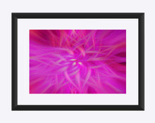 "Load image into Gallery viewer, ""Floral Imprint"" Matted Fine Art Print"