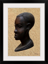 "Load image into Gallery viewer, ""Heritage 1"" Framed Fine Art Expression"