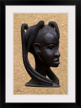 "Load image into Gallery viewer, ""Heritage 2"" Framed Fine Art Expression"