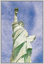 "Load image into Gallery viewer, ""Lady Liberty"" Fine Art Canvas"