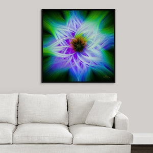 """Magnificent Wonder 2"" Fine Art Canvas"