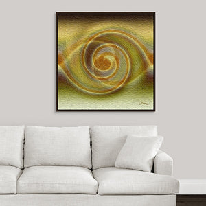 """Majestic Magnificence 1"" Fine Art Canvas"