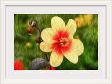 "Load image into Gallery viewer, ""Morning Dew 1"" Framed Fine Art Expression"