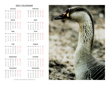 "Load image into Gallery viewer, ""My Good Side"" 17x22 inch 2021 Fine Art Calendar"