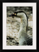 "Load image into Gallery viewer, ""My Good Side"" Framed Fine Art Expression"
