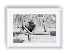 "Load image into Gallery viewer, ""Self Embrace"" Matted Fine Art Print"