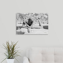 "Load image into Gallery viewer, ""Self Embrace"" Fine Art Canvas"