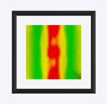 "Load image into Gallery viewer, ""Rasta Vibes 2"" Matted Fine Art Print"