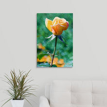 "Load image into Gallery viewer, ""Rosy Prominence 2"" Fine Art Metal Print"